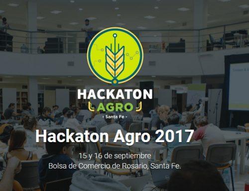 Ya te podés inscribir al Hackaton Agro 2017