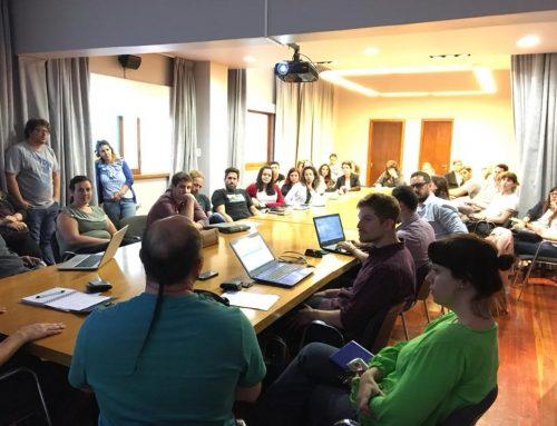 Miembros de Ecofe se reunieron para planificar la agenda de la Semana del Emprendedor