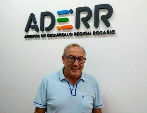 """Marcelo Trento: """"Vamos a seguir con la línea que se viene trazando en Aderr"""""""
