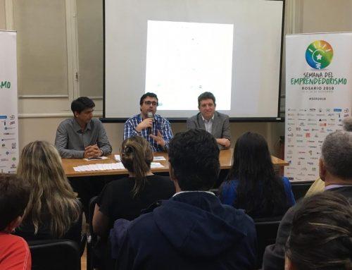 Charlas y congresos en el marco de la Semana del Emprendedorismo 2018