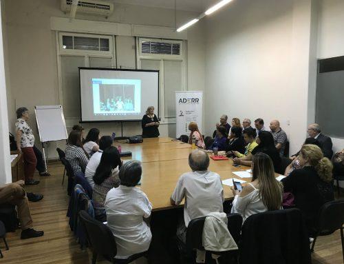 Encuentro de networking dentro del programa Crear Comunidad Emprendedora