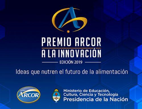 Sexta edición del Premio Arcor a la Innovación