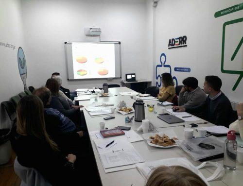 Se presentaron los resultados del proyecto para crear un Centro de Información Regional
