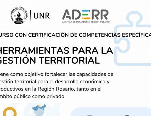 """Curso con Certificación Universitaria: """"Herramientas para la Gestión Territorial"""""""