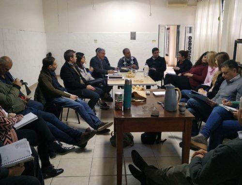 Aderr participó de la reunión de Agencias de Desarrollo de la Región Centro