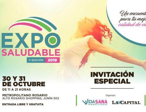 Se viene la primera edición de Expo Saludable y ADERR acompaña emprendedores