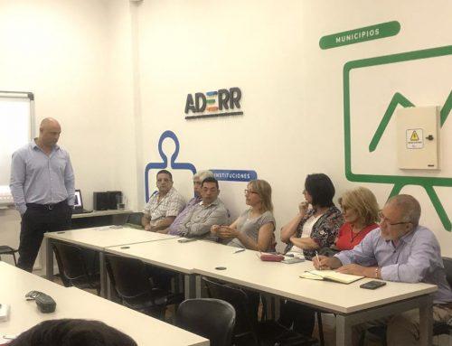 ADERR organizó una jornada de Formación para el Desarrollo Regional