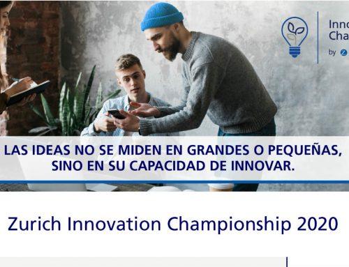 Zurich convoca a los mejores entrepreneurs y startups