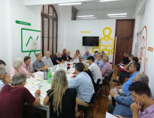 ADERR realizó la primera reunión de Junta Directiva, con nuevos integrantes