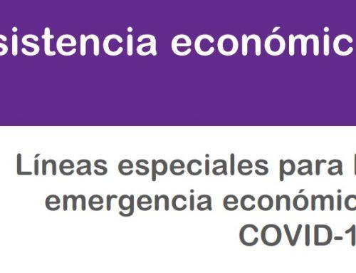 Manual con todas las líneas especiales para la emergencia económica Covid-19