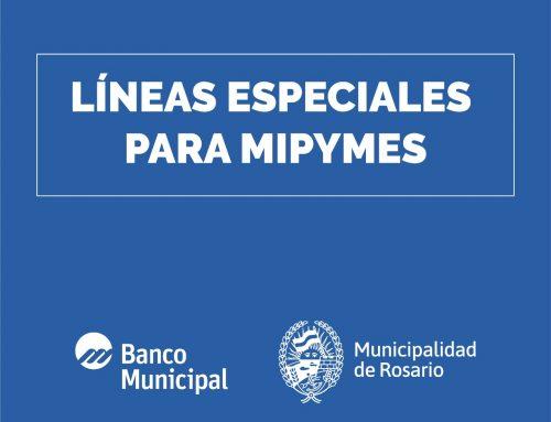 El Banco Municipal tiene una línea de préstamos al 24% para pymes rosarinas