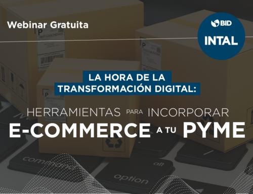 La hora de la transformación digital: herramientas para incorporar e-commerce a tu pyme