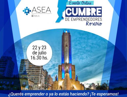 Se viene la Cumbre de Emprendedores Rosario