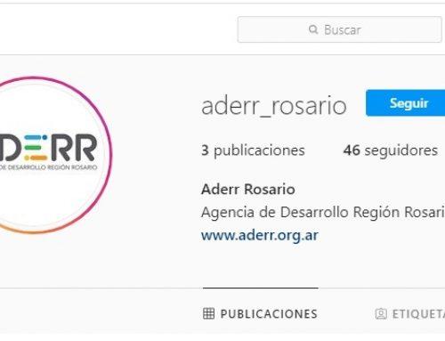 Enterate todas las novedades de ADERR ahora también por Instagram