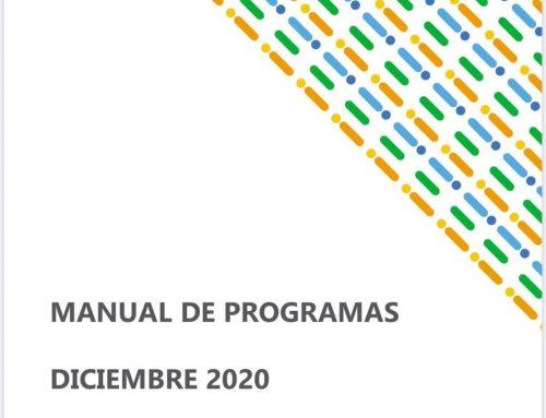 Manual de Programas diciembre 2020 para pymes