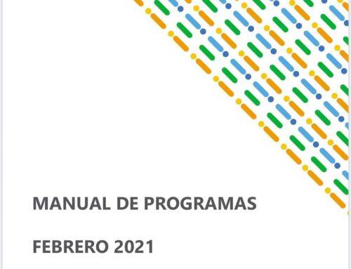 Manual de Programas Febrero 2021