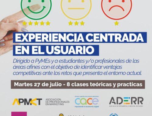 PROGRAMA DE CAPACITACIÓN EN EXPERIENCIA CENTRADA EN EL USUARIO